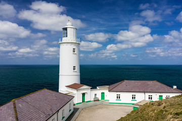 Trevose Head Lighthouse Cornwall