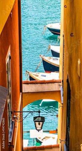 Wall mural Portofino