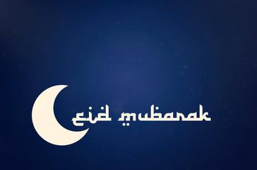 Eid Mubarak amazing background