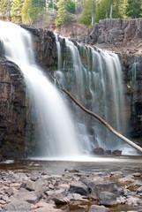Gooseberry Fall, Minnesota - Waterfalls