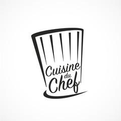 toque cuisinier