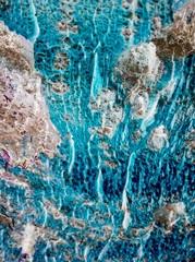 Color pattern,imagine blue background