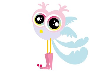 sowa,ptak