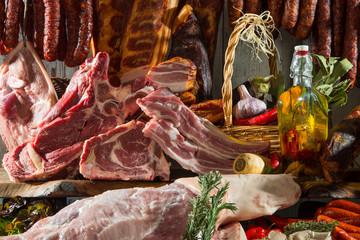 Meat heaven