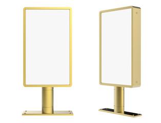 golden light box