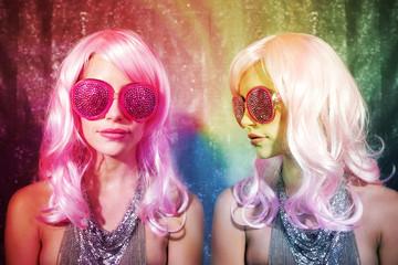 disco twins