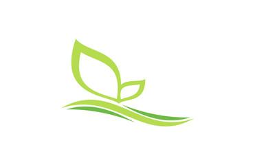 landscape vector logo