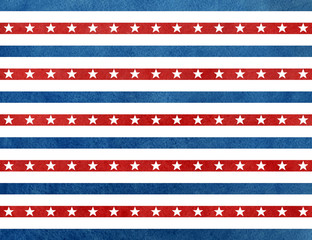 Happy 4th of July, USA Independence Day background.