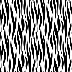 Abstract print animal seamless pattern