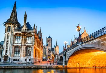 Gent, Flanders, Belgium.
