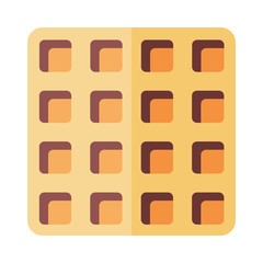 biscuit flat icon