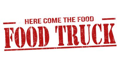 Food truck stamp