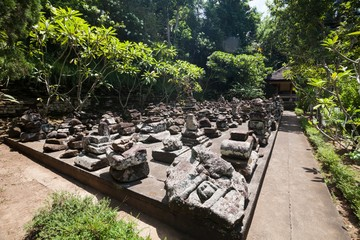 Holiday in Bali, Indonesia - Goa Gajah Temple