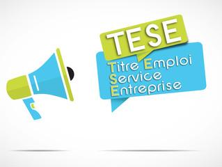 mégaphone : TESE