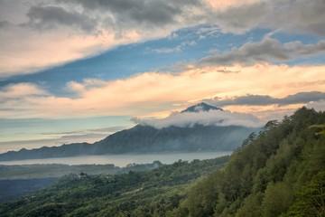 Holiday in Bali, Indonesia - Kintamani Volcano