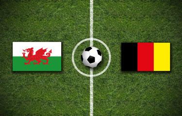 Wales / Deutschland