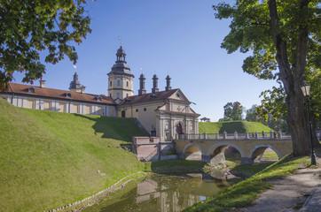 Belarus, Nesvizh: Nesvizh Castle