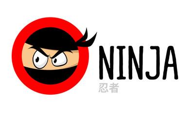 Ninja logo icon