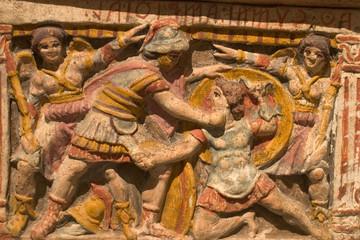 museo civico archeologico reperti etrusco romani archeologia necropoli chianciano terme