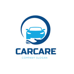 Car Care Logo Template