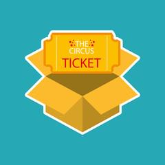ticket circus design