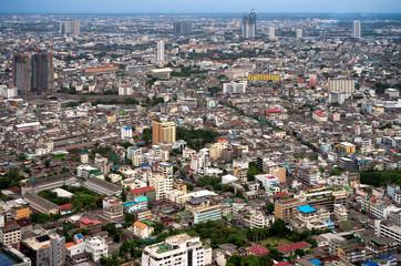 Urban Landscape residential district