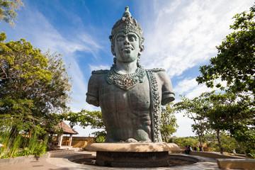 Holiday in Bali, Indonesia - Garuda Wisnu Kencana Cultural Park