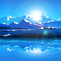 icy mountains 02