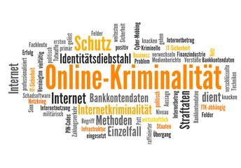 Online-Kriminalität (Internetkriminalität)