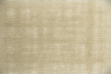 Bright wooden texture. Background with painted beige board.