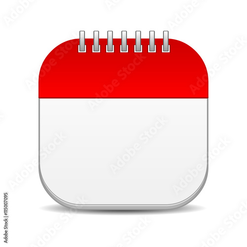 Blank Calendar App Icon : Quot calendar icon blank stock photo and royalty free images