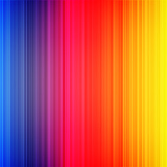 Colorful abstract background. Rainbow wallpaper. Vector illustration.