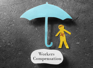 Workers Compensation Man