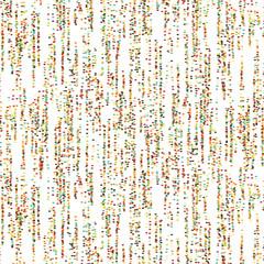 Dots pattern. Casual polka dot texture. Stylish doodle. Vector