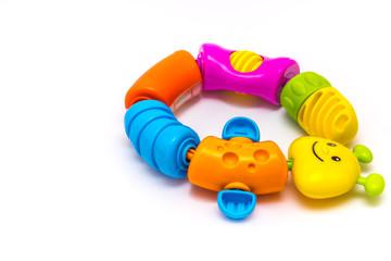 worm toy