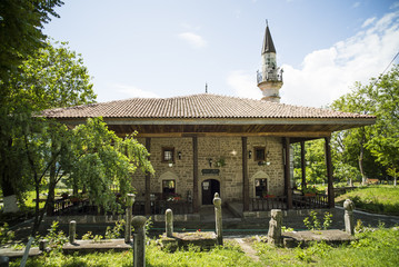 Mosque in Mangalia, Romania