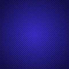 Gradient Blue abstract background with rhombus. Vector illustration