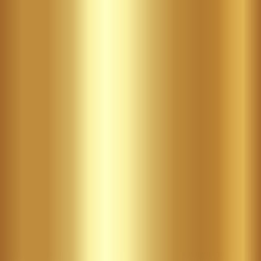 Abstract golden gradient background. Vector illustration EPS10