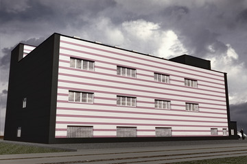 Building in the style of Constructivism