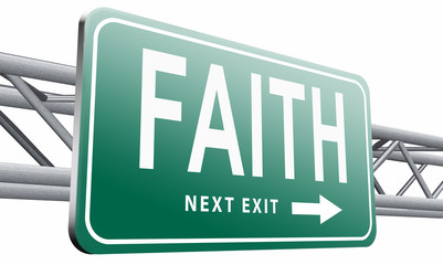 faith and belief in jesus or god