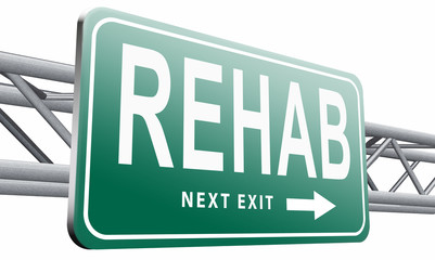 rehab or rehabilitation