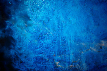 fake ice wall textured background