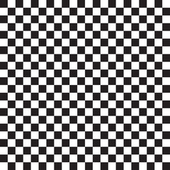 black checkered pattern seamless background