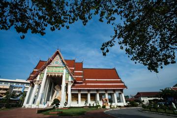 reclining Buddha in Thailand. Reclining Buddha in Thailand