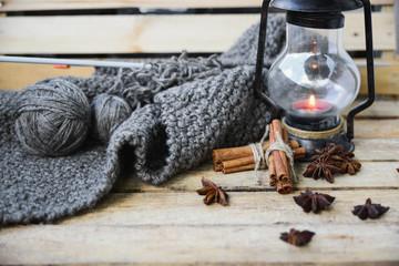 concept autumn cosiness