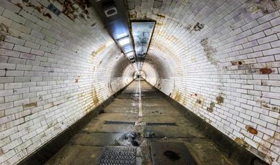 Greenwich Fußgänger Tunnel unter der Themse, London