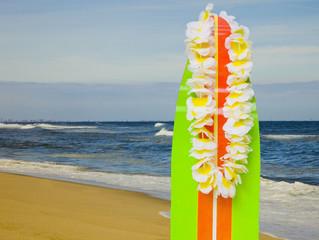 Surfing in New York