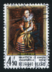 Cornelia Vekemans, by Cornelis de Vos