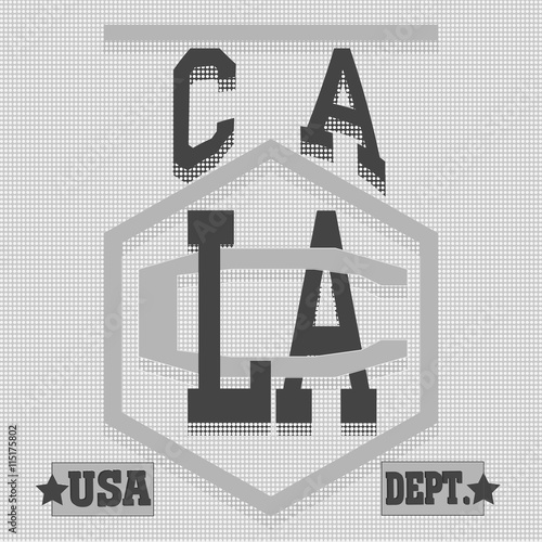 California College Fashion Design Print For T Shirt