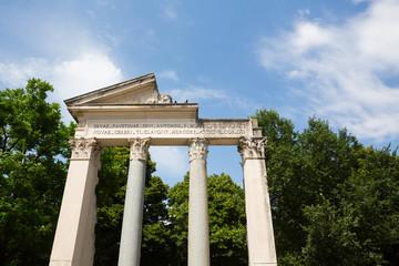 Borghese Gardens, Rome